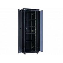 Ormar HCS C10-04288, 42U, 800(š)x800(d)x2028(v) mm, crni (RAL 9005), komplet