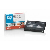 HP DDS-3, DDS-3 24 GB Data Cartridge (125m), 12GB, (C5708A)