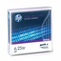 HP LTO-6, LTO-6 Ultrium 6.25TB MP RW Data Cartridge, 2.5TB, (C7976A)