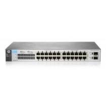 HP 1810-24 Switch 22x10/100Mbps + 2x SFP (J9801A)