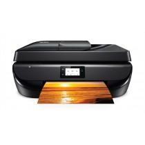 HP Deskjet 5275 All-in-One Printer, M2U76C, print, scan, copy, fax, duplex, tintni, color, A4, USB, WL, 2-bojni, crna, 12mj