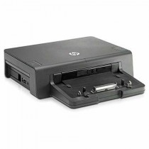 HP Docking Station 120W A7E36AA, DVI-D, Audio, USB3.0 4x, Paralel, Serial, LAN, VGA, DP, MultiBay