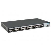 Switch HP 1620-48G, JG914A, Gigabit, 48x, rack, managed, 48x GbE, tamno siva