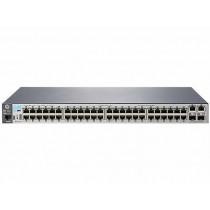 Switch HP 2530-48, J9781A, Mixed 100Mb/1Gb, 48x, rack, managed, 48x 10/100, 2x GbE, 2x SFP, tamno siva