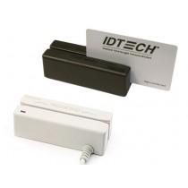 Čitač magnetnih kartica ID Tech MiniMag II Compact Intelligent MagStripe Reader, USB/CDC, IDMB-336133B, crna