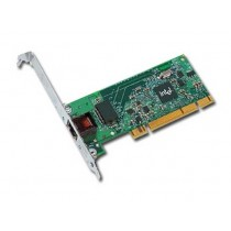 Mrežna kartica INTEL Network Card PRO/1000 GT (10/100/1000Base-T, 1000Mbps, Bulk, Gigabit Ethernet, standard profile PCI) (PWLA8391GTBLK)