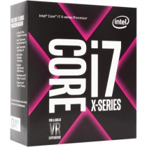 CPU Intel Core i7 7820X (3.6GHz do 4.3GHz, 11MB, C/T: 8/16, LGA 2066, 140W), 36mj
