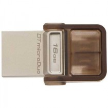 USB Memory 16GB Kingston DataTraveler microDuo USB 3.0/micro USB OTG (DTDUO3/16GB)