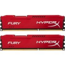 DDR3 8GB (2x4GB), DDR3 1866, CL10, DIMM 240-pin, Kingston HyperX Fury HX318C10FRK2/8, 36mj