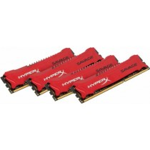 DDR3 32GB (4x8GB), DDR3 2400, CL11, DIMM 240-pin, Kingston HyperX Savage HX324C11SRK4/32, 36mj