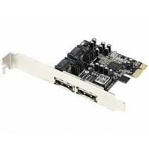 Kontroler SATA, PCIe x1, 2x SATA interni ili 2x eSATA card