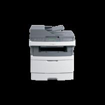 Lexmark X364dn RABLJENI, bez tonera, crna, c/b 33str/min, print, scan, copy, fax, ADF, duplex, laser, A4, USB, LAN, 12mj