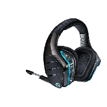 Slušalice Logitech G933, Wireless, 24mj