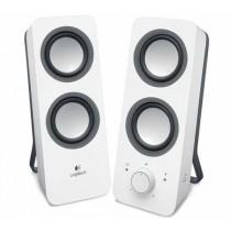 Zvučnici Logitech Z200, 2.0, bijeli (980-000811)