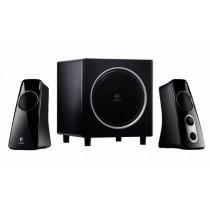 Zvučnici Logitech Z523, 2.1 zvučnici, crni