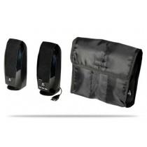 Zvučnici Logitech S150, 2.0 sustav, USB, 2x 0.6W (980-000029)