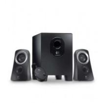 Zvučnici Logitech Z313, 2.1 sistem, 5W+15W sub, (980-000413)