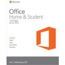 Microsoft Office Home and Student 2016 ENG, EN, Retail, 1 Dev, Trajna, 79G-04597