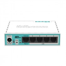 Router Mikrotik HEX, RB750Gr3, 5x GbE