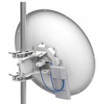 Antena MikroTik mANT30 PA, 30dBi 5Ghz Parabolic Dish antena with precision aligmnent mount (MTAD-5G-30D3-PA)