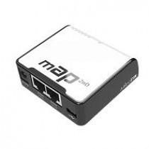 Mikrotik mAP Mini Wireless AP, RBmAP2nD, PoE in, 2x 10/100