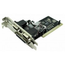 Kontroler IO card (2s,1p), PCI