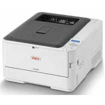 OKI C332dn, 46403102, bijela/siva, c/b 30str/min, kolor 26str/min, print, duplex, laser, color, A4, USB, LAN, 12mj