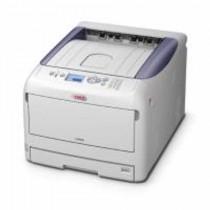 OKI C822dn, 01328602, bijela, c/b 23str/min, kolor 23str/min, print, duplex, laser, color, A3, USB, LAN, 12mj
