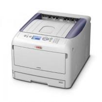 OKI C822n, 44705914, bijela, c/b 23str/min, kolor 23str/min, print, laser, color, A3, USB, LAN, 12mj