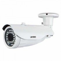 Nadzorna kamera Planet ICA-3150, IP, HD 1280 x 720, H: 75º, outdoor, IR, bijela, 12mj