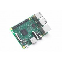 Raspberry Pi 3 Model B (1GB RAM, 4 core CPU, WLAN, BT)