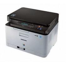 Samsung SL-C480W, c/b 18str/min, kolor 4str/min, print, scan, copy, laser, color, A4, USB, LAN, WL, 4-bojni, crna/bijela, PCL6, PCL5c, PS3, 12mj