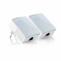 TP-Link TL-PA411KIT, Nano Starter kit, AV500, 2x TL-PA411, do 300m, Powerline adapter