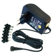 Napajanje AC-DC 18W 1.5A Power Adapter, 3-12V DC, 220V AC (TRN-NE1,5L)