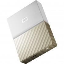 "HDD ext WD 3TB zlatna, My Passport Ultra, WDBFKT0030BGD-WESN, 2.5"", USB3.0, 36mj"