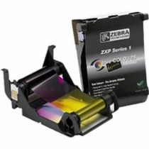POS Ribon termo Zebra YMCKO ZXP 3 series, 800011-140