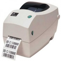 POS Pisač Zebra TLP 2824 Plus, 282P-101520-000, bijela, 102mm/s, Termalni, termal transfer, rola 58mm, USB, LAN, 12mj