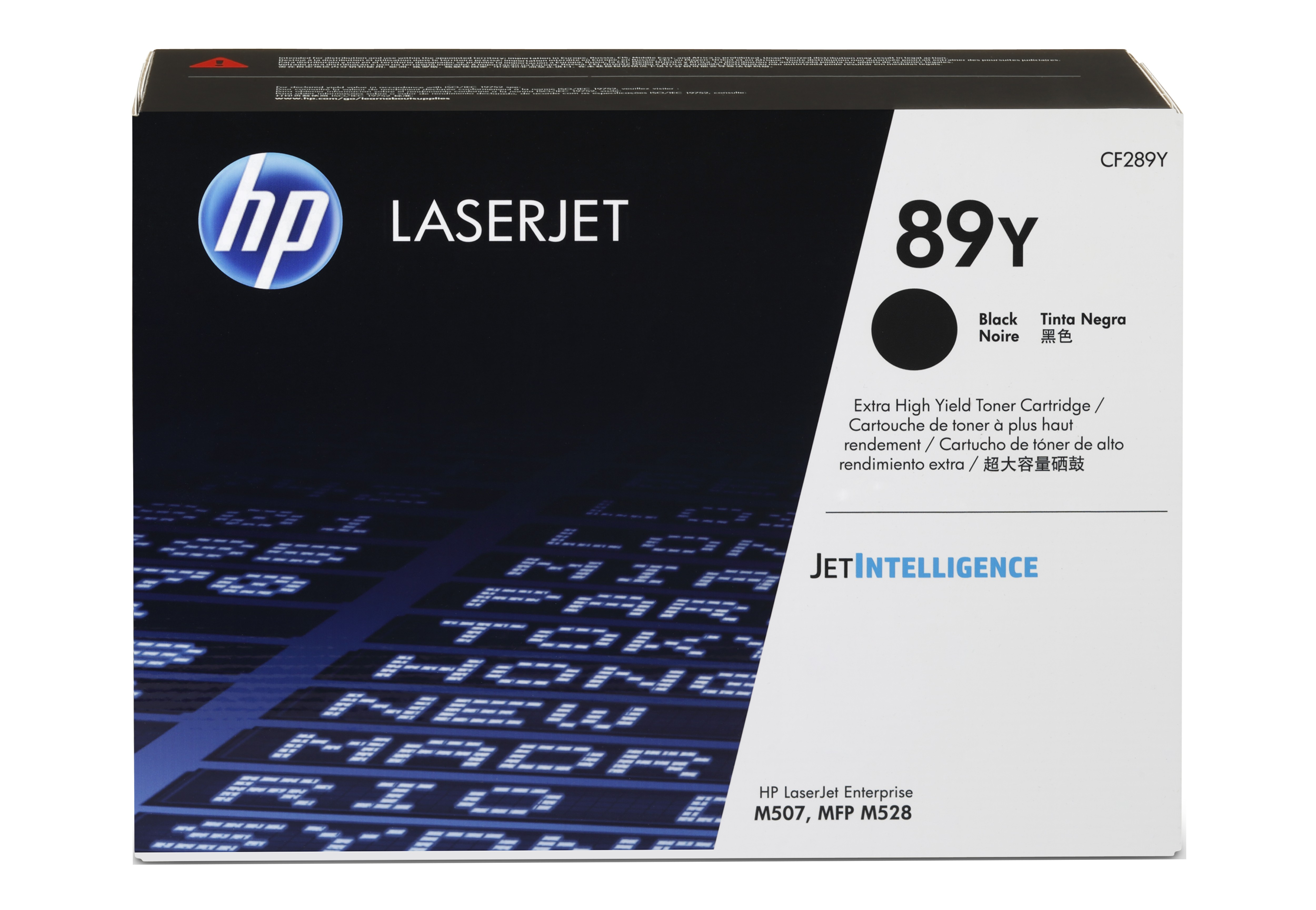 Toner HP 89Y, Black, Original, (CF289Y)