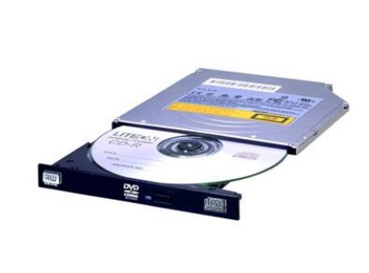 "DVD Writer LiteOn Ultra Slim SATA 9.5mm, DU-8AESH, 5.25"", SATA3, interni, 24mj"