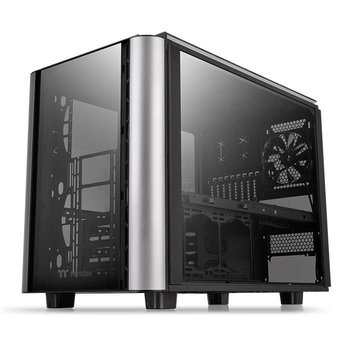 Kućište Thermaltake Level 20 XT, srebrna, E-ATX, 24mj (CA-1L1-00F1WN-00)