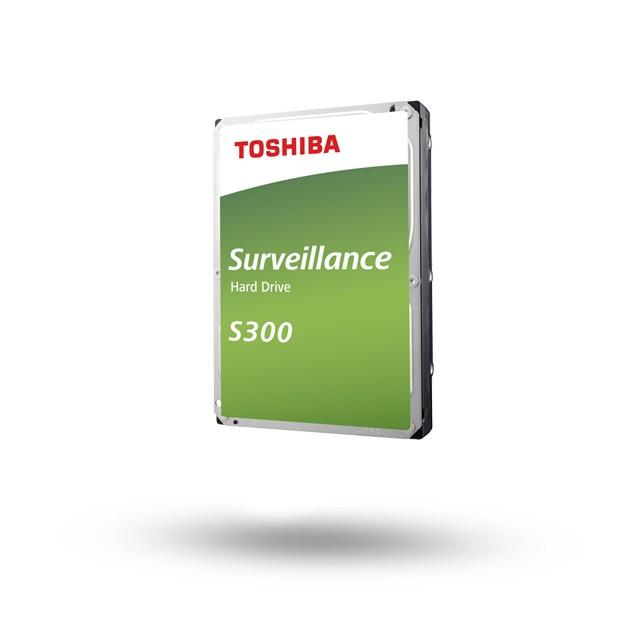 """HDD Toshiba 6TB S300, HDWT360UZSVA, 3.5"""", SATA3, 7200RPM, 256MB, 24mj"""