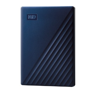 "HDD ext WD 5TB plava, My Passport for Mac, WDBA2F0050BBL-WESN, 2.5"", USB3.2 Gen 1, 24mj"