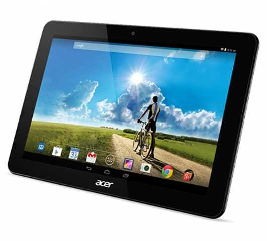 """Tablet Acer A3-A20 NT.L5GEE.001, crna, CPU 4-jezgreni, Android 4.4, 1GB, 16GB, 10.1"""" IPS 1280x800, µHDMI, WL, 12mj"""