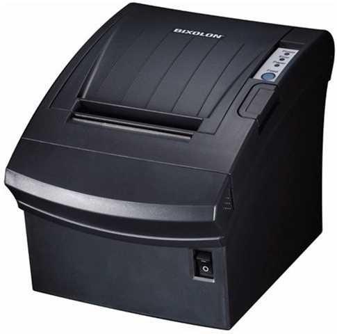 POS Pisač Bixolon SRP-350plusIIICOG, crna, 300mm/s, Termalni, rola 80mm, rezač, USB, LAN, 36mj
