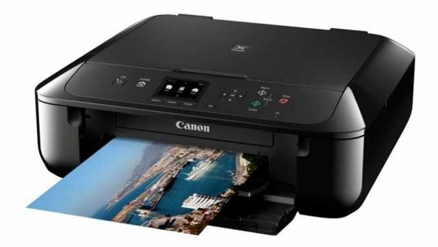 Canon Pixma MG5750, c/b 12.6str/min, kolor 9str/min, print, scan, copy, duplex, tintni, color, A4, USB, WL, Android, AirPrint, 5-bojni, crna, 12mj