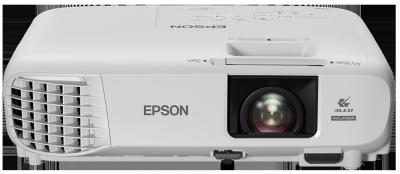 Projektor Epson EB-U05, 1920x1200, 3400lm, bijela, torba, 24mj, (V11H841040)