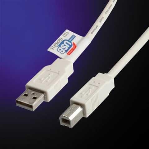 USB kabel Tip A-B 3 metara