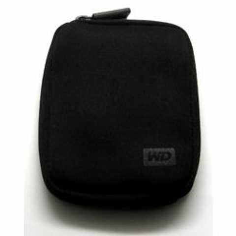 HDD Ext WD torbica My Passport Neopren Case Black (WDBABK0000NBK-ERSN)