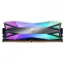 DDR4 16GB (2x8GB), DDR4 3600, CL17, DIMM 288-pin, Adata XPG Spectrix D60G RGB AX4U360038G17-DT60, 36mj