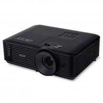 Projektor Acer X118H, DLP, 800x600, 3600lm, do 10000h, 20k:1, VGA, HDMI, zvučnici, crna, 24mj, (MR.JPV11.001)